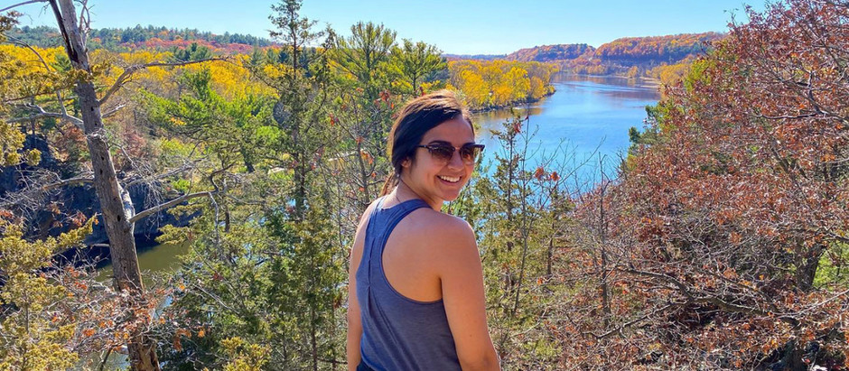 What Exercise And Getting Outside Means To Me