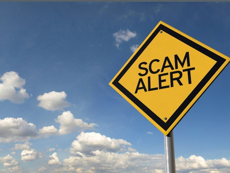 Travel Scams On The Rise