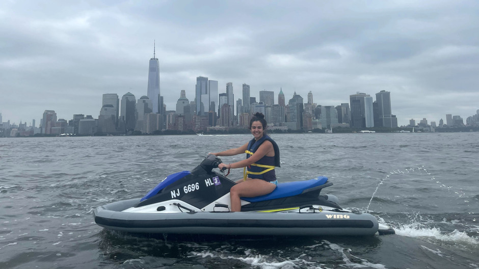 Jet Skiing In New York City