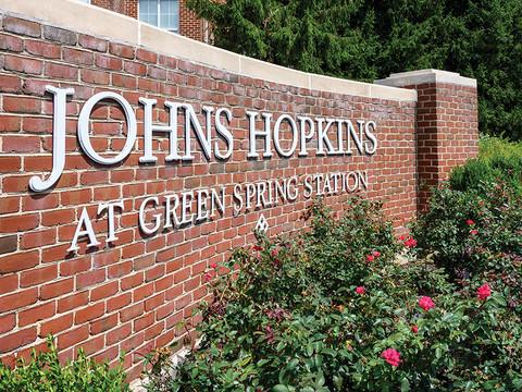 Johns Hopkins Green Spring Station