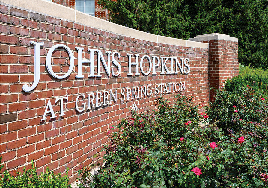Johns Hopkins Green Spring Station