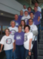Concerned Nebraskans for Cystic Fibrosis Board of Directors Group Picture
