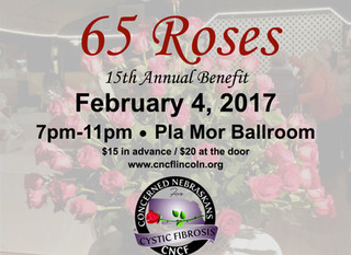 2017 15th Annual CNCF 65 Roses Benefit