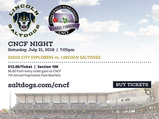 CNCF Night at Haymarket Park