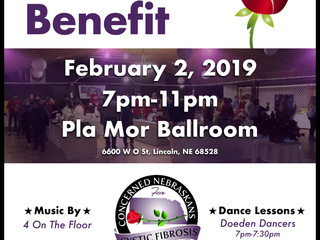 17th Annual 65 Roses Benefit