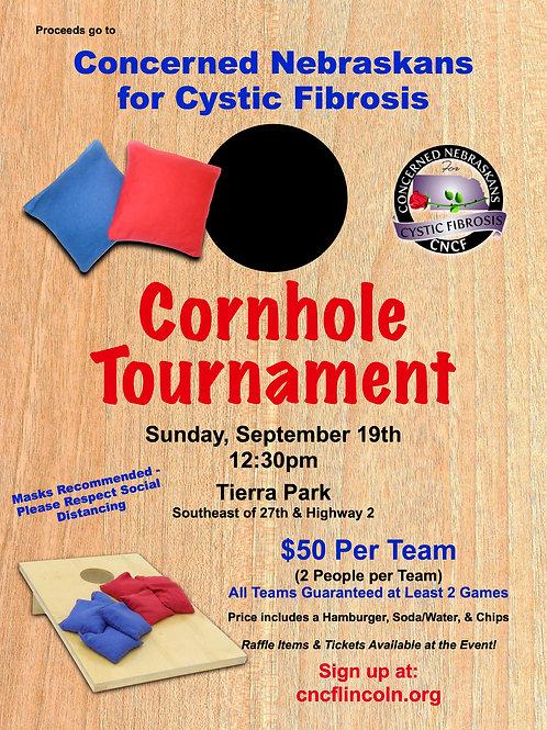 CNCF Cornhole Tournament