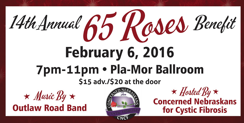 65 Roses Benefit