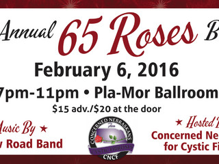 14th Annual 65 Roses Benefit Announcement