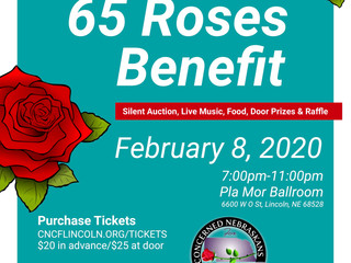 18th Annual 65 Roses Benefit