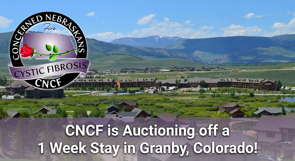 CNCF Granby, Colorado 1 Week Stay Auction