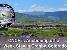 CNCF Is Auctioning Off A 1 Week Colorado Stay!