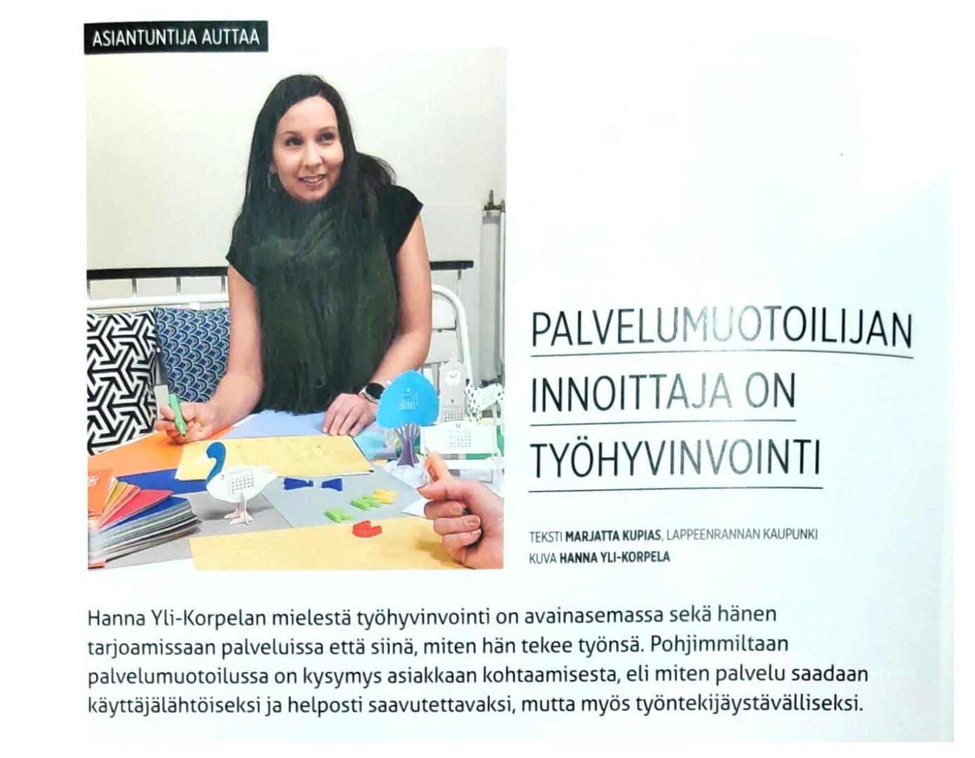 Yrittäjä Etelä-Karjala
