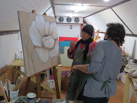 THE ART OF LEARNING ART
