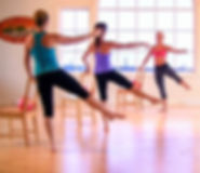 Individual session barre