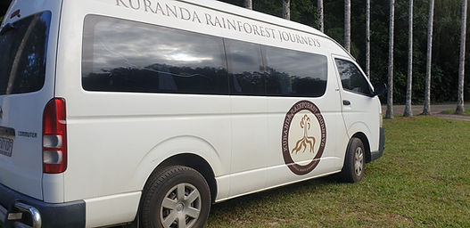 Kuranda Rainforest Journeys Transfers