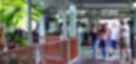 Skyrail's Barron Falls Station ATVs