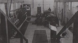 1935 Barron Falls Power Station