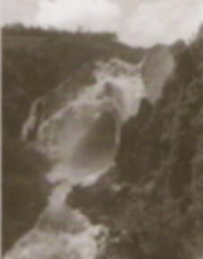 Barron Falls in full flood