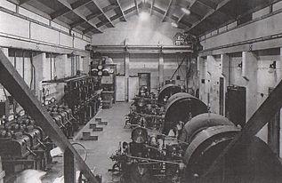 1940 Barron Falls Power Station