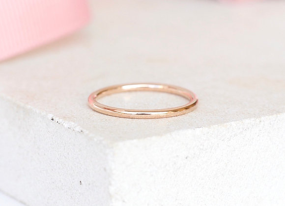 Everything ring Rose Gold Size L