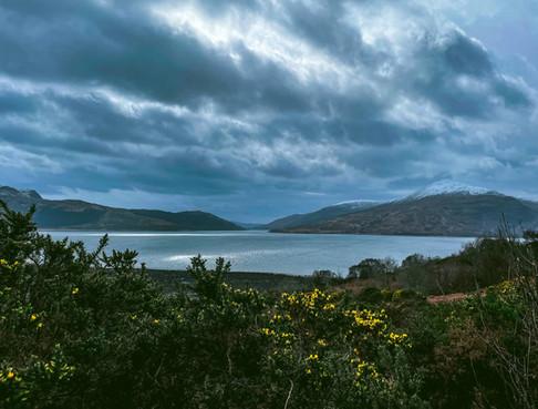 View over Lochalsh