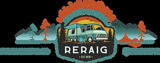 Reraig Campsite Logo