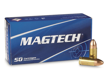 9MM Ammo Now Available