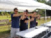 FishHawk Sporting Clays Pistol Range