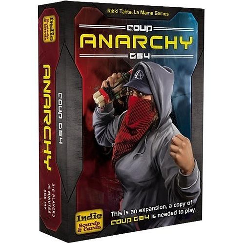 Coup Rebellion G54 - Anarchy Expansion