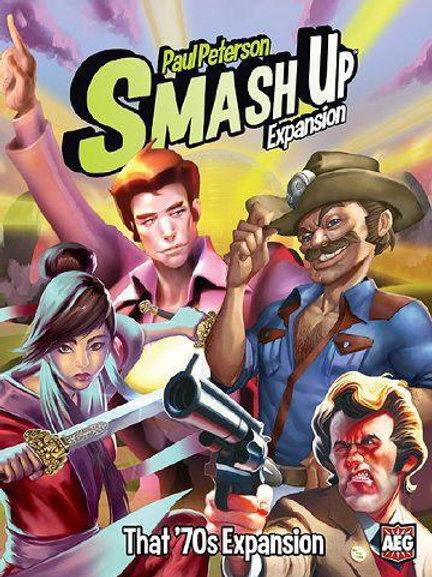 Smash Up! - That '70s Expansion