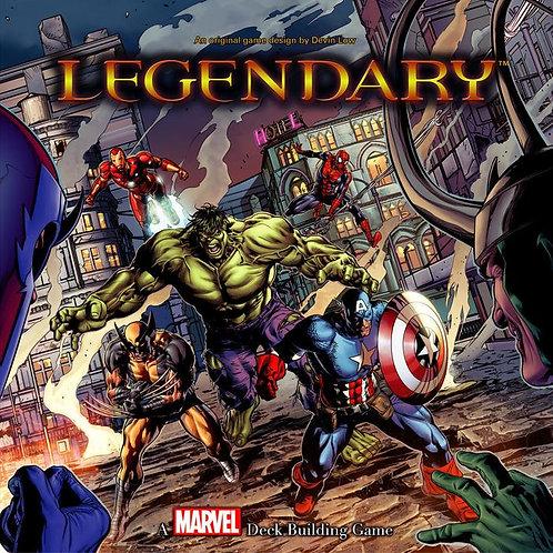 Legendary - A Marvel DeckBuilding Game