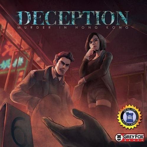 Deception: Murder in Hong Kong