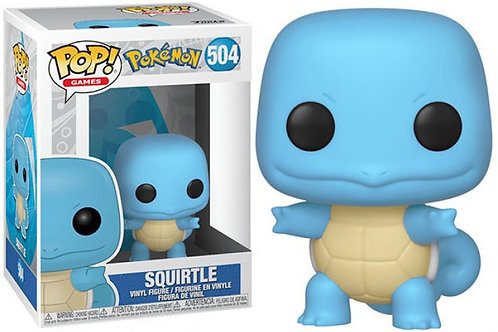 Funko POP! - Squirtle (504)