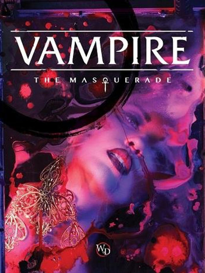 Vampire - The Masquerade Hardcover Core Rulebook
