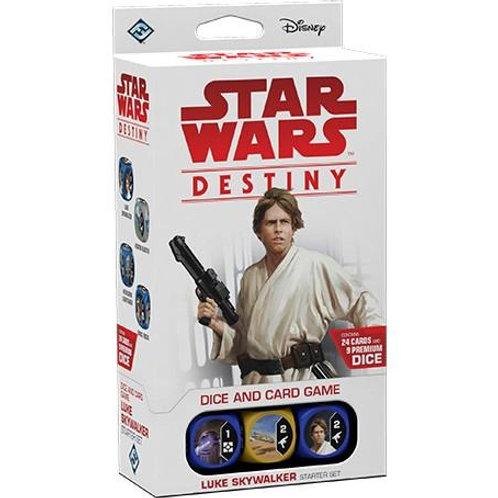 Star Wars Destiny - Luke Skywalker Starter Deck