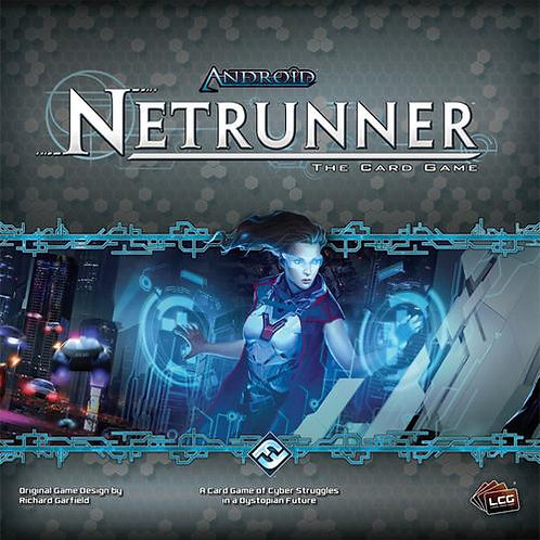 Android Netrunner TCG - First Edition