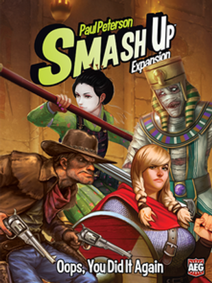Smash Up! - Oops, You Did It Again Expansion