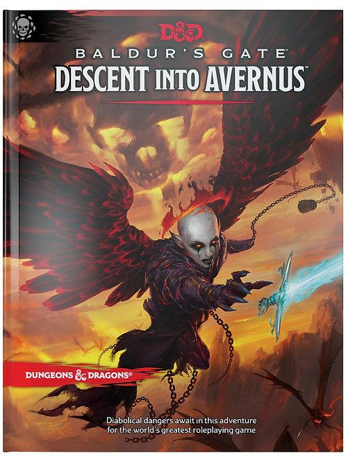 D&D Descent Into Avernus HC 5th Edition (Standard Edition)