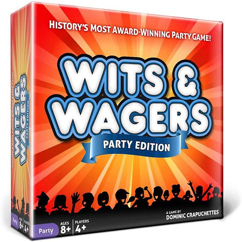 Wits & Wagers - Party Edition