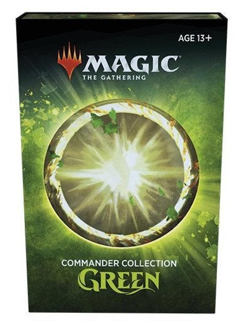 Commander Collection - Green (Preorder - Dec 4 2020)