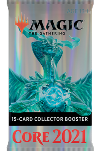 MTG - Core 2021 Collector's Booster Pack