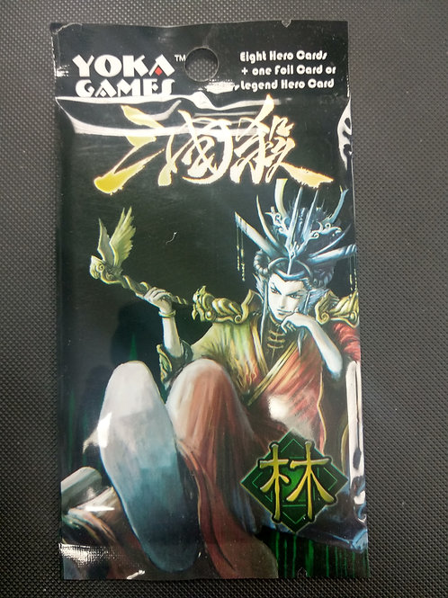 Legend of the Three Kingdoms - Cao Pi Expansion Pack
