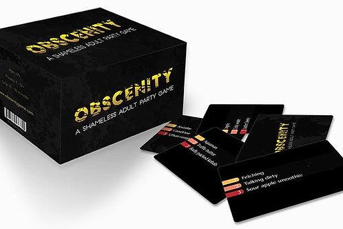 Obscenity