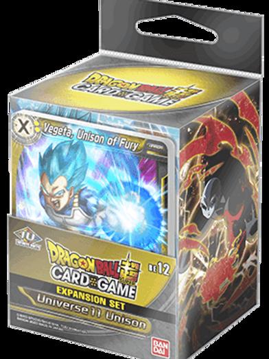 Dragon Ball Super Expansion Set - Universe 11 Unison