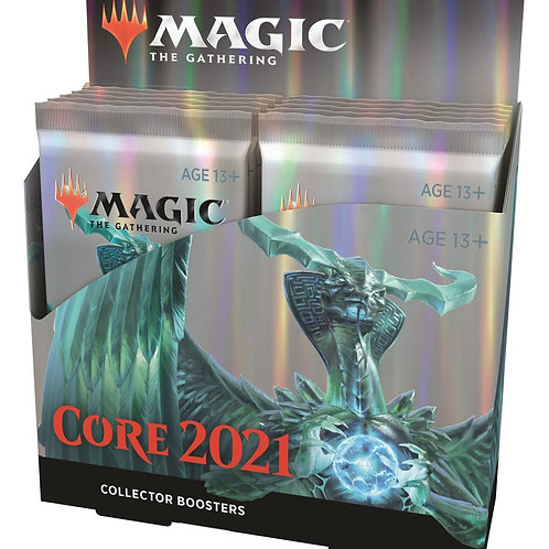 MTG Core 2021 Collector Booster Box (Preorder - July)