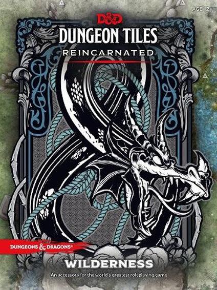 D&D Dungeon Tiles Reincarnated - Wilderness