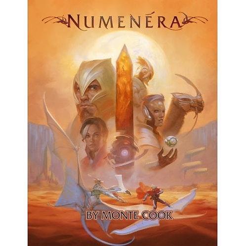Numenera - Core Rulebook