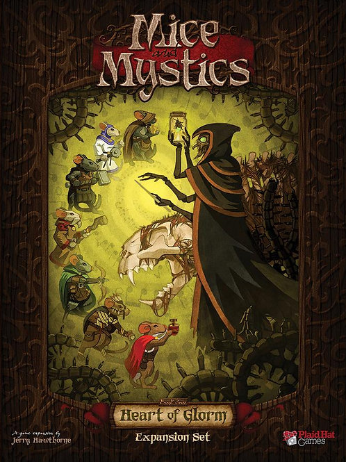 Mice and Mystics - Heart of Glorm Expansion