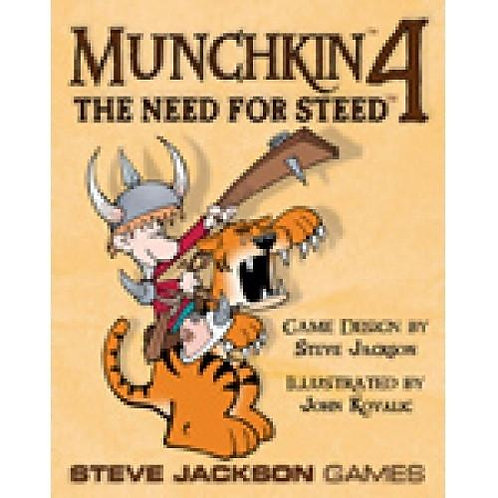Munchkin 4 - The Need for Steed Expansion