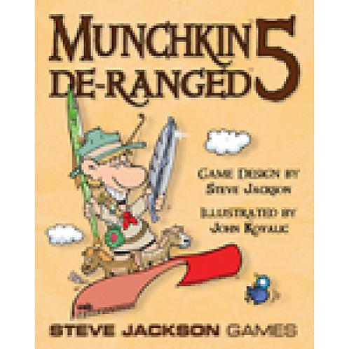 Munchkin 5 - De-Ranged Expansion